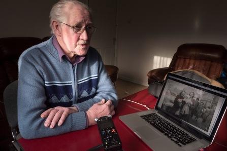 John Price sharing his life story